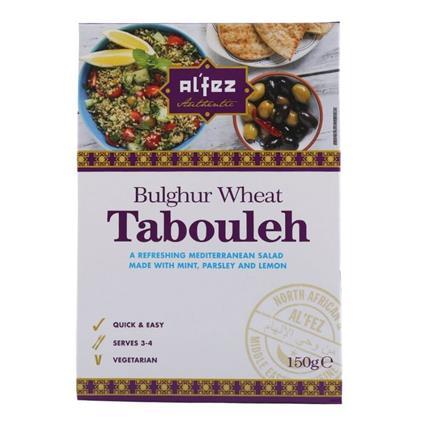AL FEZ TABOULEH BULGHUR WHEAT 150G
