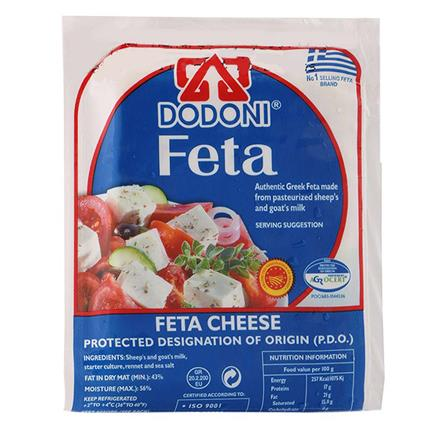 Greek Feta Cheese - Dodoni