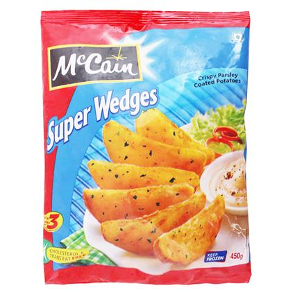 Super Wedges - Mccain
