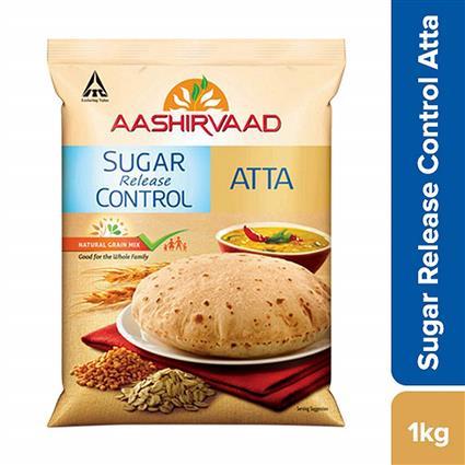 AASHIRVAAD ATTA SUGAR RELEASE CNTRL 1Kg