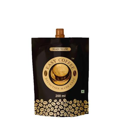 EASY COFFEE FILTER COFFEE DECOCTIN 200ML