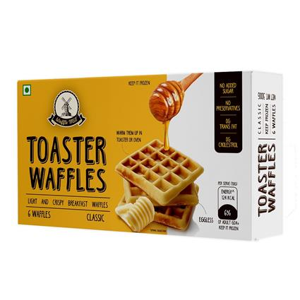 TOASTER WAFFLES CLASSIC 300 GM