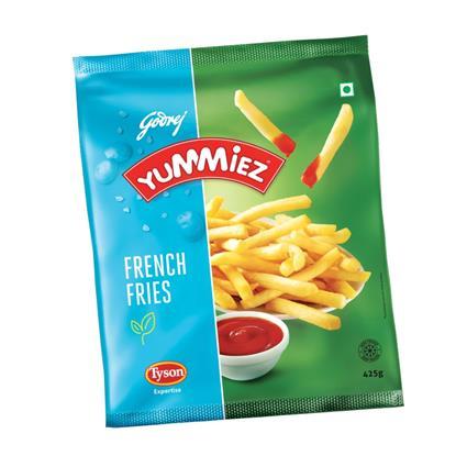 YUMMIEZ FRENCH FRIES 425G