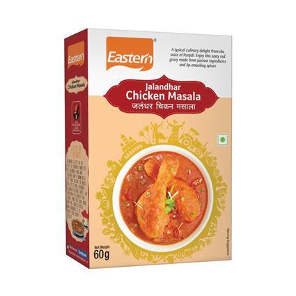 EASTERN CHICKEN MASALA JALNDAR 60G BOX