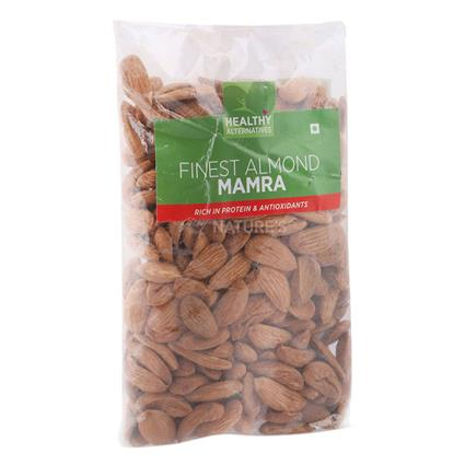 Almond Mamra - Healthy Alternatives