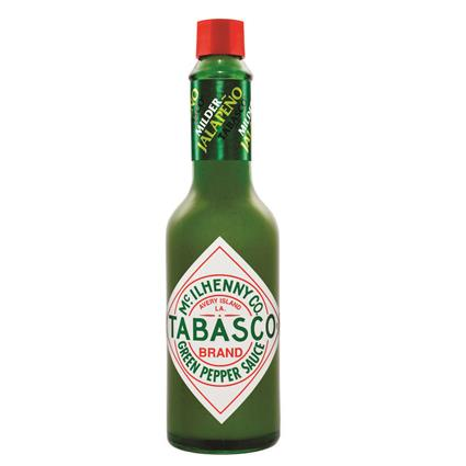 TABASCO GRN PEPR SAUCE 60Ml