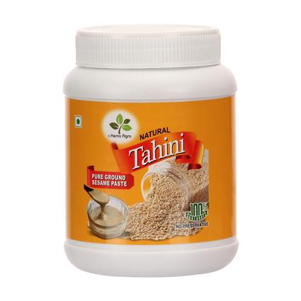 Natural Tahini - Chema