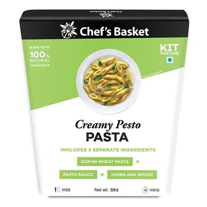 Creamy Pesto Pasta Kit - Chefs
