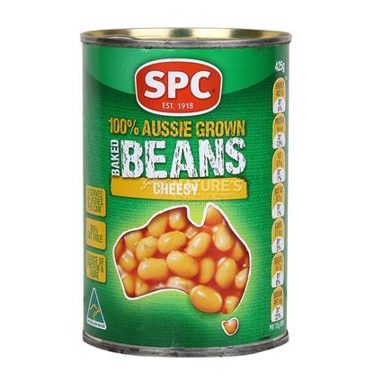 Baked Beans Cheesy - Spc