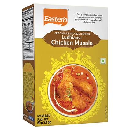 Ludhiyanvi Chicken Masala - Eastern