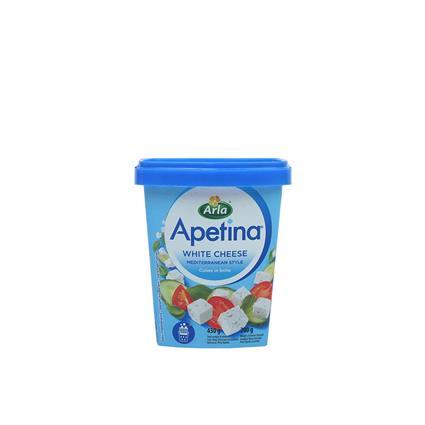 APETINA FETA CUBES IN BRINE CHEESE 200G