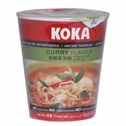 Instant Noodles - Curry Flavour - Koka