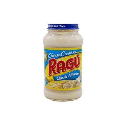 Ragu Clasic Alfredo Pasta Sauce 453G Jar