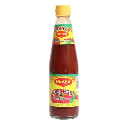 Hot And Sweet Tomamto Chilli Sauce - Maggi