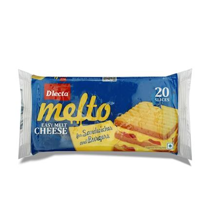 DLECTA MELTO CHEESE SLICES 280G
