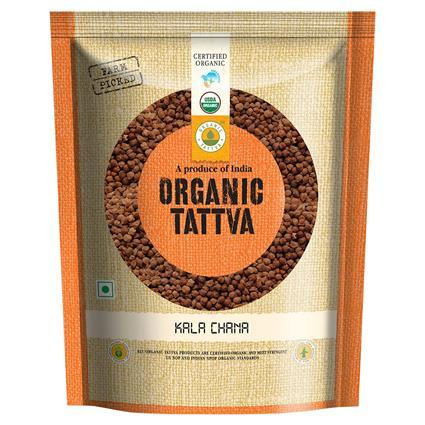 Kala Chana Organic - Organic Tattva