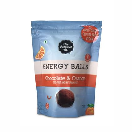 BN CHOCLTE N ORANGE ENERGY BALLS