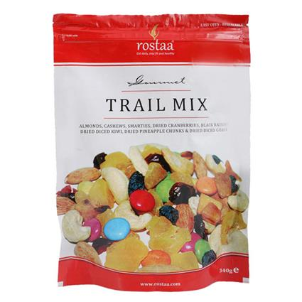 ROSTAA TRAIL MIX STD POUCH 340G