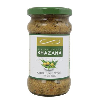 Chilli Lime Pickle - Khazana