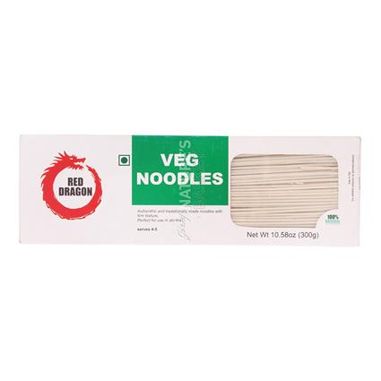 Veg Chinese Noodles - Red Dragon