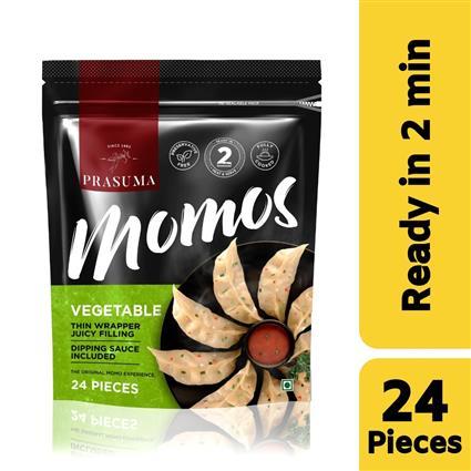 PRASUMA MOMOS VEG 24 PC