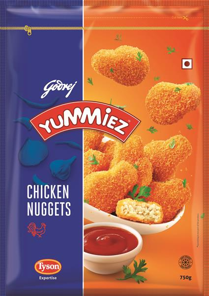 Yummies Chicken Nuggets - Real Good