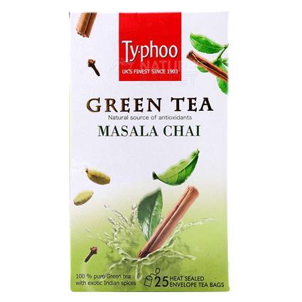 TYPHOO GREEN TEA MASALA 25's