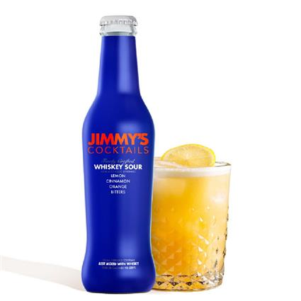 Jimmy's Cocktails - Whiskey Sour 250ML
