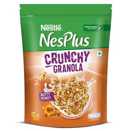 NESPLUS Nutty Honey Cornflk Pch 475G