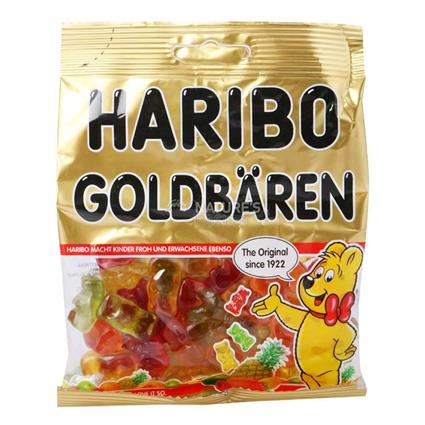 Goldbaren Fruit Jelly Candy - Haribo