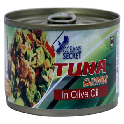 OCEAN TUNA IN OLIVE OIL 180G