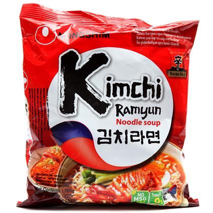 Kimchi Ramyun Noodle Soup - Nongshim