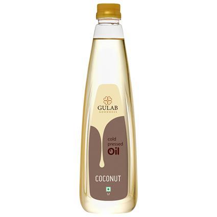 GULAB COLD PRESSED COCONUT OIL 1L