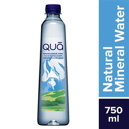 QUA PREMIUM WATER 750ML PET