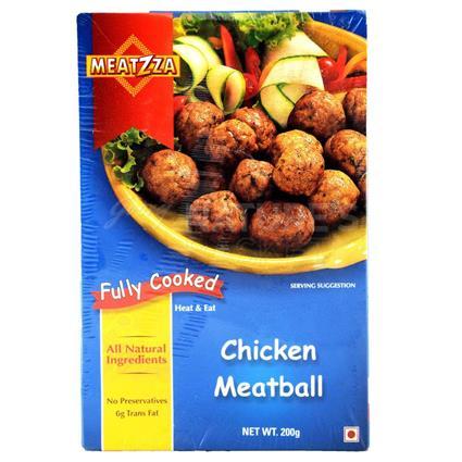 Chicken Meatball - Meatzza