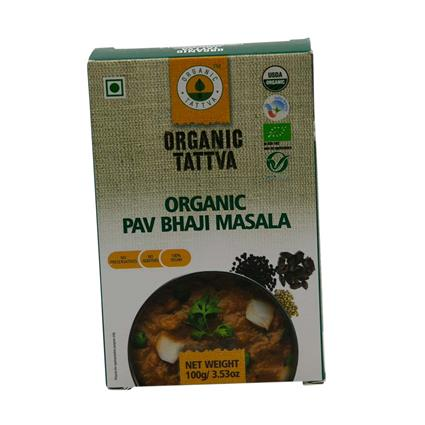 ORGANIC TATTVA PAV BHAJI MASALA 100G