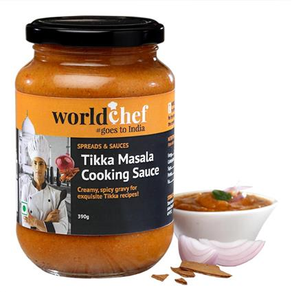 Tikka Masala Gravy - World Chef
