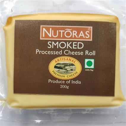 NUTORAS SMOKED PROCESSED CHEESEROLL 200M