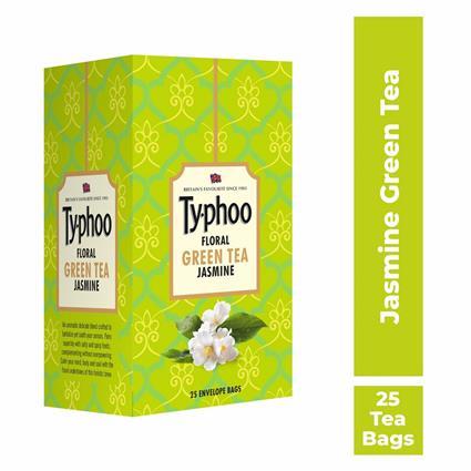TY-PHOO JASMINE 25S TEA BAG BOX