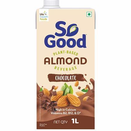 So Good Almond Milk Chocolate Flavour 1000 ml