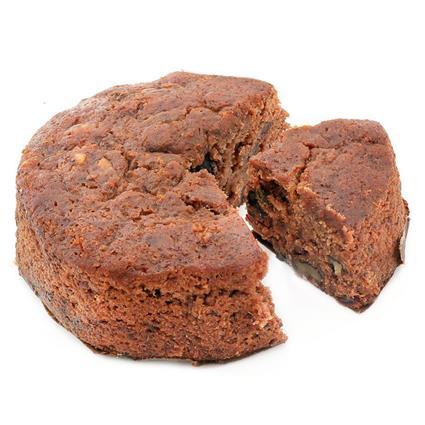 Date & Walnut Cake - Theobroma