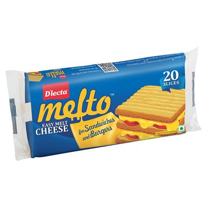 DLECTA MELTO CHEESE SLICE 280G