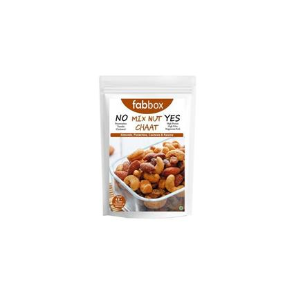 FABBOX MIX NUT CHAAT 140G