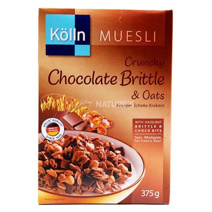 Chocolate Brittle Oats Muesli - Kolln