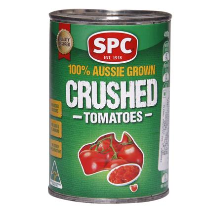 SPC CRUSHED TOMATOES CHUNKY CRUSH 425 G