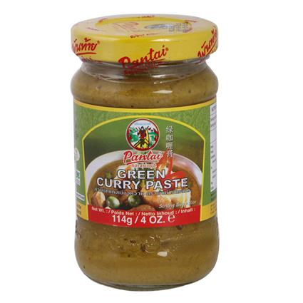 Green Curry Paste - Pantai