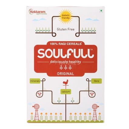 Ragi Cereals - Soulfull