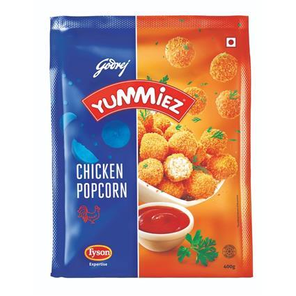 Chicken Popcorn - Yummiez