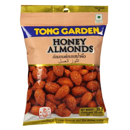 Honey Almonds - Tong Garden