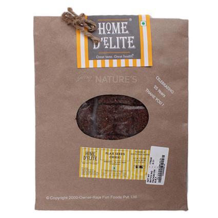 Chikki w/ Flax Seeds - Home DElite